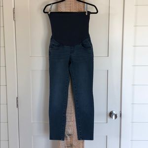 A Pea in the Pod LED Maternity Jeans